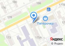 Компания «Efri.ru» на карте