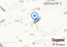 Компания «Смоленская центральная районная больница» на карте