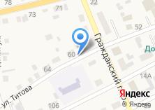 Компания «Центр занятости населения Смоленского района» на карте