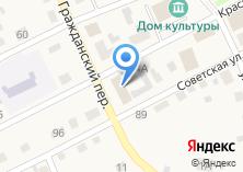 Компания «Участковый пункт полиции Отдел полиции по Смоленскому району» на карте
