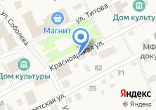 Компания «Смоленский РЭС» на карте