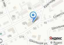 Компания «Почтовик» на карте