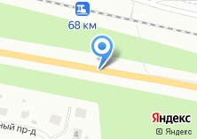 Компания «Русский клуб деловой авиации» на карте