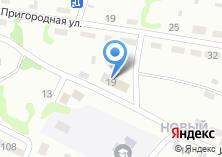 Компания «Дом культуры пос. Новый» на карте