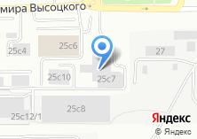Компания «B2B-ТрансСервис» на карте