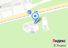 Компания «БИС-Технологии» на карте