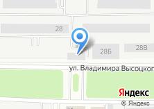 Компания «Конто-сервис» на карте