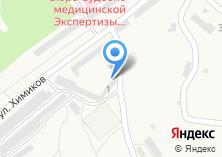 Компания «ГЛАССПРОФи» на карте