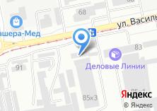 Компания «СпецЭлектроТехника» на карте