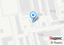 Компания «Бийсксантехмонтаж» на карте