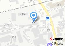 Компания «Алтайский гурман» на карте