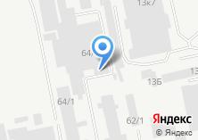 Компания «Сибирская соковая компания» на карте