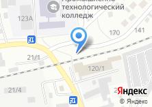 Компания «Мясной цех» на карте