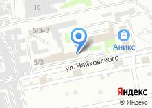 Компания «Агентство юридических услуг» на карте