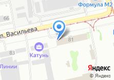 Компания «МЕТИЗБИ & ЛЮБОЙ КРЕПЕЖ» на карте