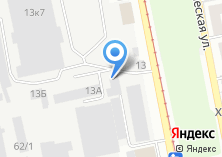Компания «Беспалов В.Д.» на карте