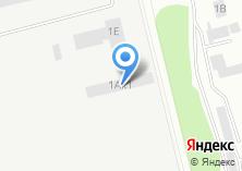 Компания «Бахташ» на карте
