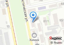 Компания «БИЙСКТЕПЛОАУДИТ» на карте