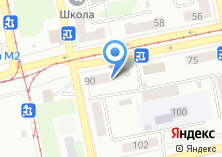 Компания «Альфа мастер» на карте
