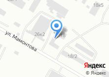 Компания «Петросоюз-Бийск» на карте