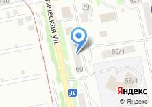 Компания «Компания по предоставлению услуг грузчиков» на карте