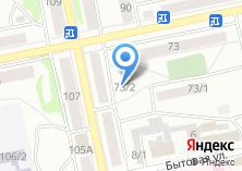 Компания «Союз-Гарант» на карте