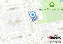 Компания «ИКБ Совкомбанк» на карте