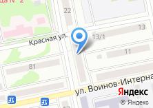 Компания «ПЕРЕКРЁСТОК» на карте