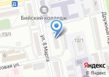 Компания «Адвокат перекрасоандрей владимирович» на карте