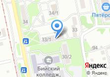 Компания «САНТЕХПРОФИЛЬ+» на карте