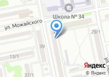 Компания «Богдан-Строй» на карте