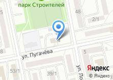 Компания «Алтайсибстрой» на карте