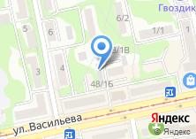 Компания «Магазин-склад» на карте