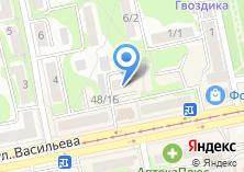 Компания «Альянс Мебель» на карте