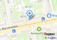 Компания «Best Way» на карте