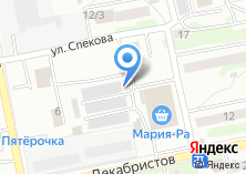 Компания «Сити-сервис» на карте