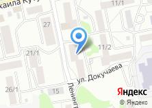 Компания «Ритейл Сервис» на карте