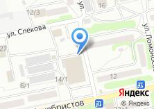 Компания «АБ» на карте