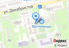 Компания «ENET» на карте