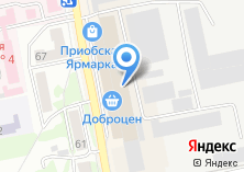 Компания «Магазин колбас и сыров» на карте