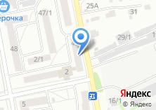 Компания «Баярд» на карте