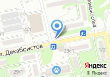 Компания «Алтайские деликатесы» на карте