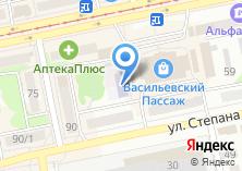 Компания «Приобский» на карте
