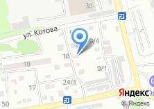 Компания «Банька по-русски» на карте