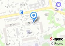 Компания «Класс» на карте