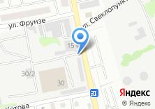Компания «Магазин фруктов и овощей на ул. Фрунзе» на карте