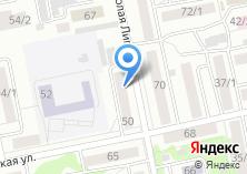 Компания «Madelon» на карте