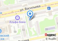 Компания «Теплотехник» на карте