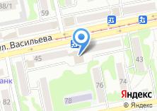 Компания «Витра-R» на карте