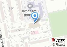 Компания «Группа компаний а4» на карте